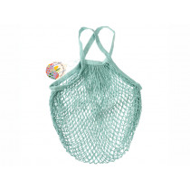 Rex London Organic Shopping Net Bag EGG BLUE