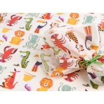 Rexinter Tissue Paper COLOURFUL CREATURES