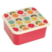Lunchbox Mid Century Poppy