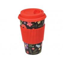 Rexinter coffee-to-go cup Midsummer Garden