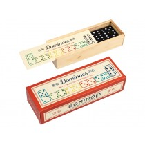 Rex London Wooden Game DOMINOS
