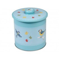 Biscuit barrel Blue Tit