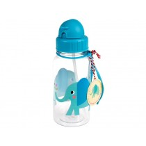 Rex London kids water bottle ELEPHANT