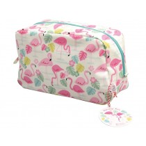 Rex London toiletry bag FLAMINGO