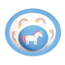 Rexinter melamine bowl UNICORN