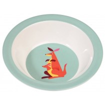 Rex London melamine bowl Kangaroo