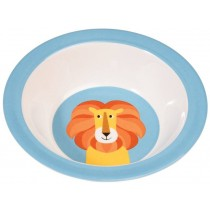 Rex London melamine bowl Lion