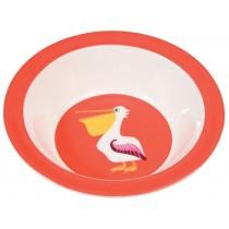 Rexinter melamine bowl Pelican