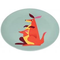Rexinter melamine plate Kangaroo