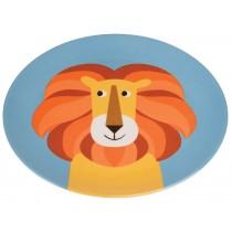 Rexinter melamine plate Lion
