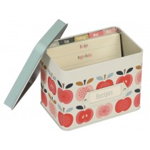 Rex London recipe tin APPLES