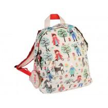Rex London Mini Backpack RED RIDING HOOD