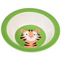 Rexinter melamine bowl Tiger