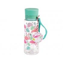 Rex London water bottle Flamingo