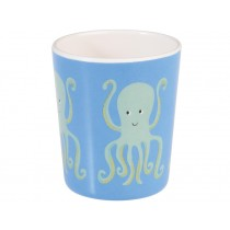 Rex London Melamine Cup OCTOPUS