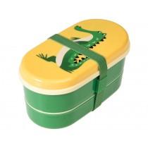 Rex London Bento Box CROCODILE