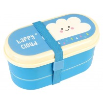 Rex London Bento Box HAPPY CLOUD