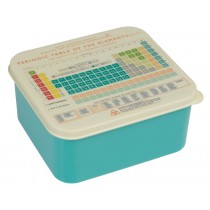 Rex London Lunchbox PERIODIC TABLE