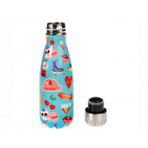 Rex London Stainless Steel Bottle TOP BANANA 260 ml