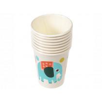 Rex London 8 Paper Cups WILD WONDERS