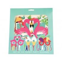Rex London PAPER PARTY GLASSES (SET OF 6)