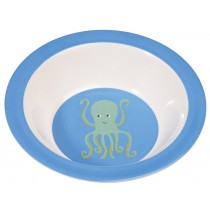 Rex London Melamine Bowl OCTOPUS