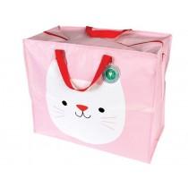Rex London Jumbo storage bag COOKIE THE CAT