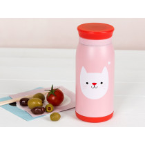 Rex London Stainless Steel Bottle COOKIE THE CAT 350 ml