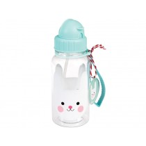 Rex London kids water bottle BONNIE THE BUNNY