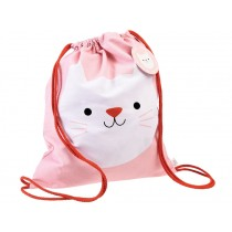 Rex London Drawstring Bag COOKIE THE CAT