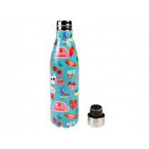 Rex London Stainless Steel Bottle TOP BANANA 500 ml