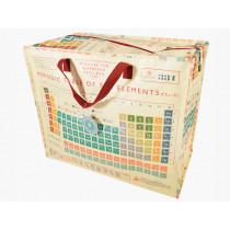 Rex London Jumbo Storage Bag PERIODIC TABLE