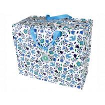 Rex London Jumbo Storage Bag FOLK DOVES