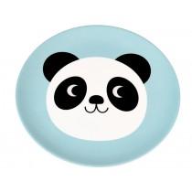Rex London Melamine Plate PANDA