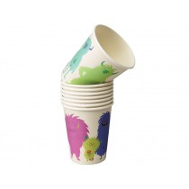 Rexinter Paper Cups MONSTERS