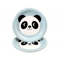Rexinter Paper Plates PANDA