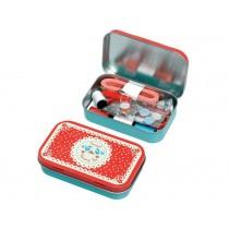 Rex London Travel Sewing Set TIN BOX