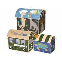 RICE storage dinosaurs, animal rescue & sea animals