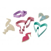 RICE cookie cutters for hanging cookies
