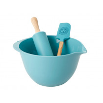 RICE Kids Baking Set blue