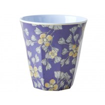 RICE Melamine Cup HANGING FLOWERS