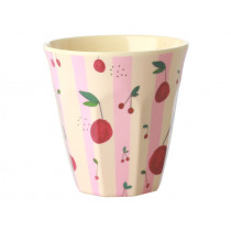 RICE Melamine Cup CHERRIES