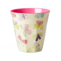 RICE melamine cup butterfly