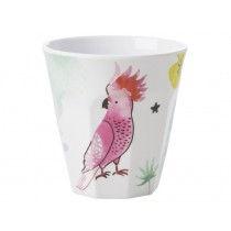 RICE Melamine Cup COCKATOO