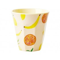 RICE Melamine Cup HAPPY FRUITS
