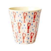 RICE Melamine Cup LOBSTER