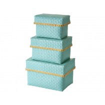 RICE storage boxes mint