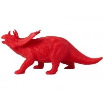 Roter Spiel-Dinosaurier von RICE Dänemark