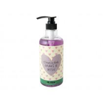 RICE Dishwashing liquid Lavender scent CLEAN A DISH MAKE A WISH