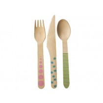 RICE Disposable cutlery